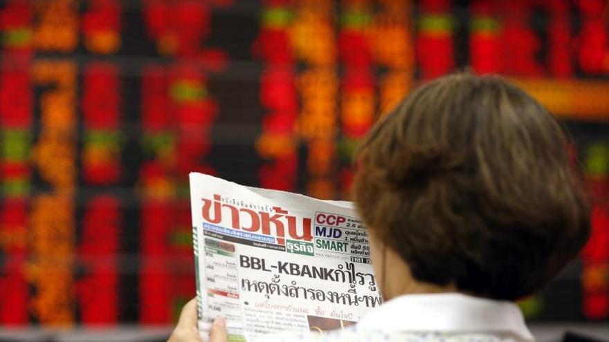 Cierre con mayoría de pérdidas en las bolsas del Sudeste Asiático