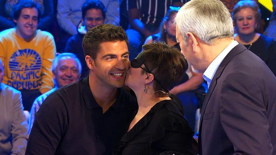 Maxi Iglesias, en el final de temporada de 'Volverte a ver'