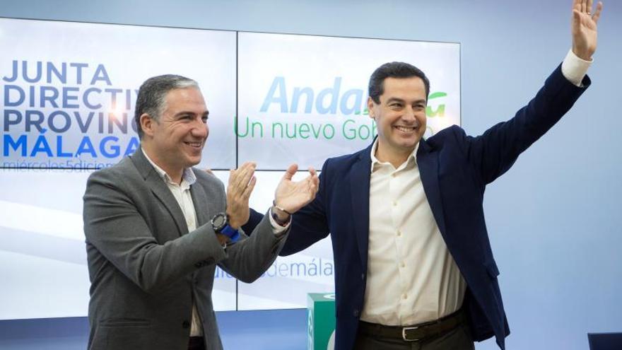 """El PP pide a Vox que reflexione para """"propiciar"""" el Gobierno del cambio"""