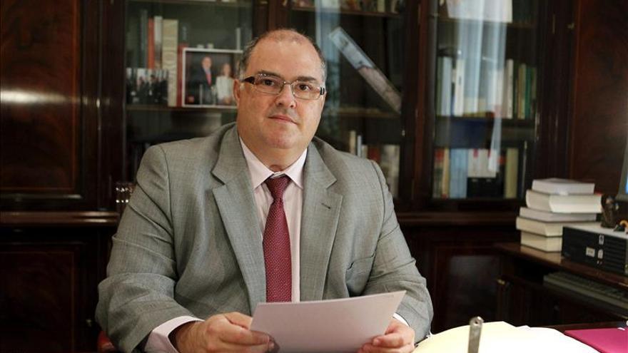 Fernando de Rosa afirma que existe voluntad de acuerdo para elegir los vocales del CGPJ