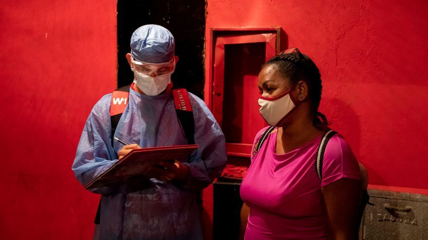 Venezuela supera los 690 muertos por COVID-19 y llega a 82.453 infectados
