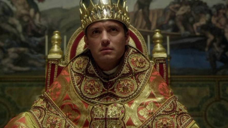 The Young Pope presenta su trailer en Venecia