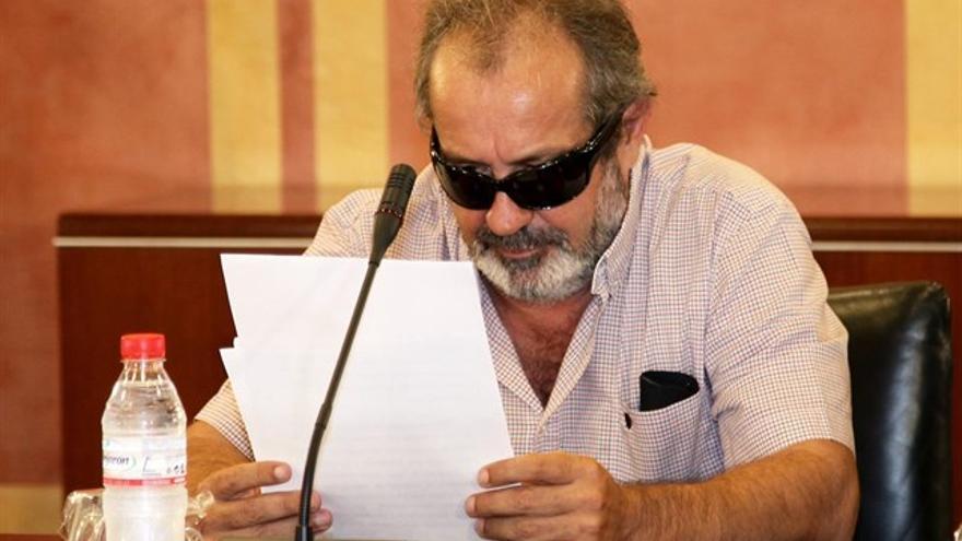 El llamado 'conseguidor' de los ERE, el exsindicalista Juan Lanzas, ante la comisión de investigación
