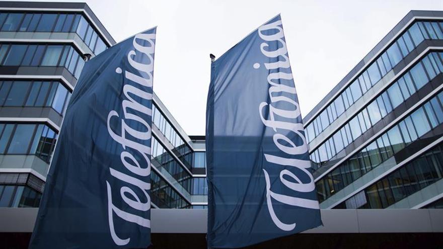 Telefónica firma un crédito sindicado por un importe máximo de 5.500 millones