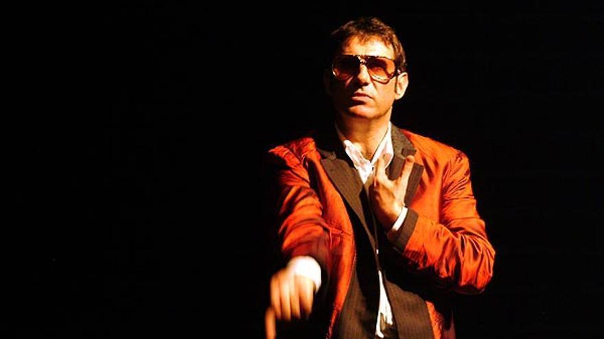 El actor Sergi López