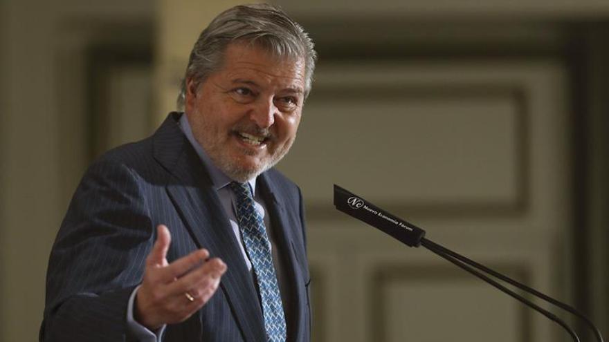 """Méndez de Vigo: """"nadie en Europa reconoce el derecho de autodeterminación"""""""