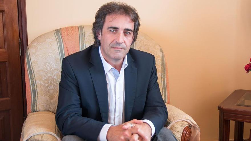 Francisco Paz, candidato del PSOE al Senado por La Palma.