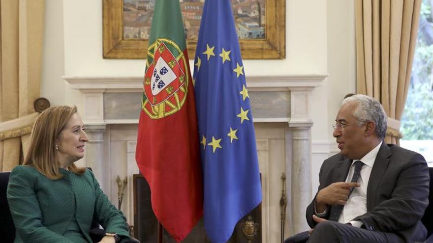 Ana Pastor apela a pelear los temas transfronterizos hispanolusos en Bruselas