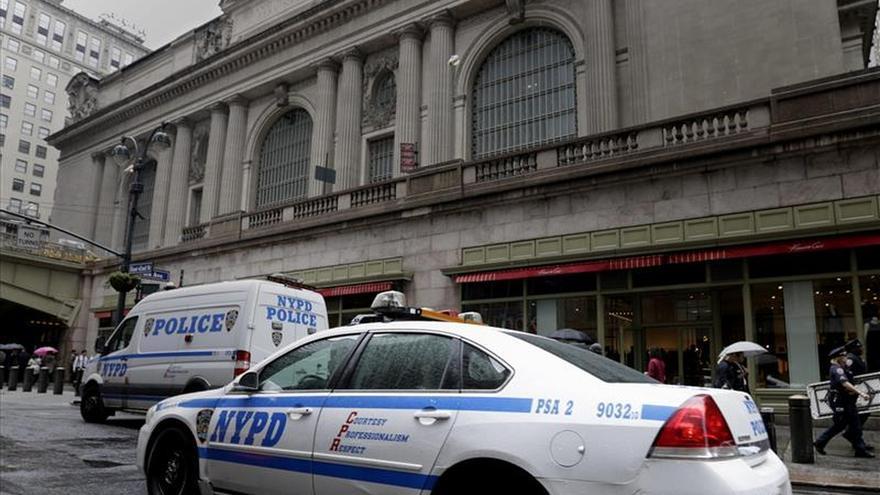 Cierre parcial de la estación central de Nueva York por un paquete sospechoso