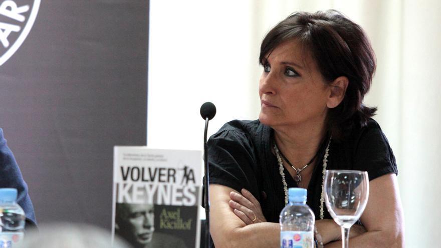 Lourdes Lucía, abogada, editora y activista