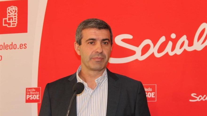 Álvaro Gutiérrez, actual secretario provincial del PSOE en Toledo