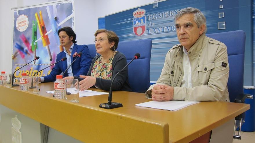 Cantabria se integrará en octubre en la Red internacional de centros sanitarios sin humo
