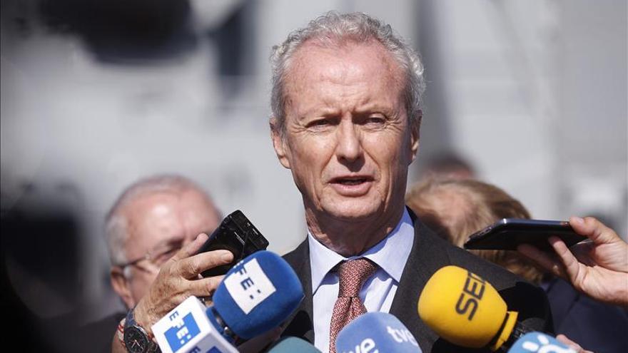 """Morenés afirma que """"España contribuirá en la medida que sea útil contra el ébola"""""""