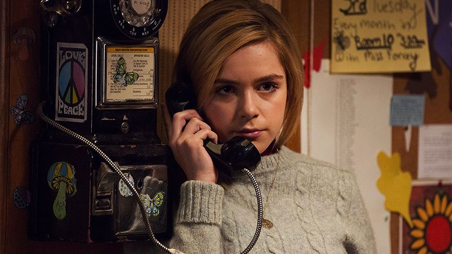 "Kiernan Shipka en ""Mad Men"""