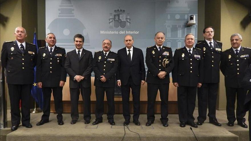 Interior releva a los jefes superiores de Policía de Ceuta y Melilla
