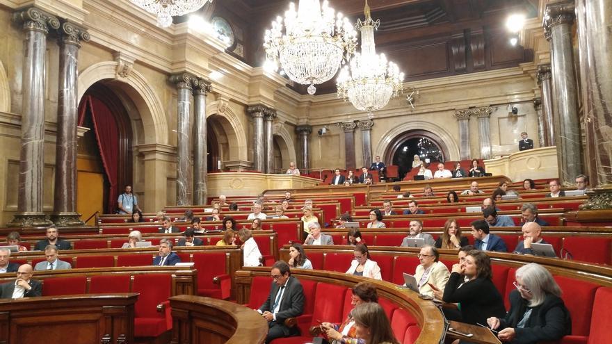 El Bopc publica el proyecto de ley de transitoriedad como paso previo para que llegue al pleno