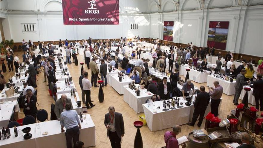 Rioja mantiene estables sus ventas y crece en el mercado nacional