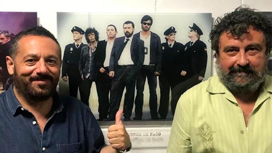 Pepón Nieto y Paco Tous en los nuevos 'Hombres de Paco'