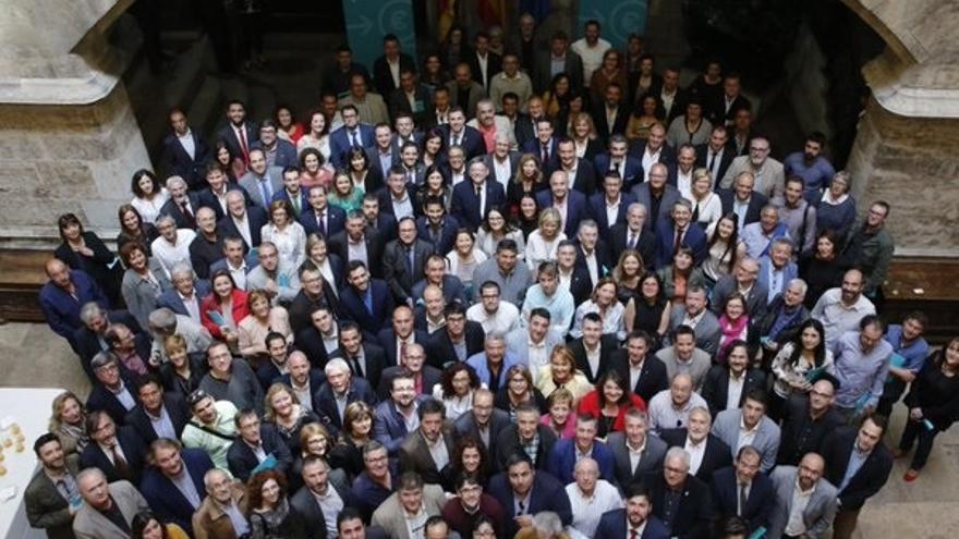 """Cerca de 250 ayuntamientos valencianos se suman al manifiesto para decir """"basta"""" a la infrafinanciación de la Comunitat"""