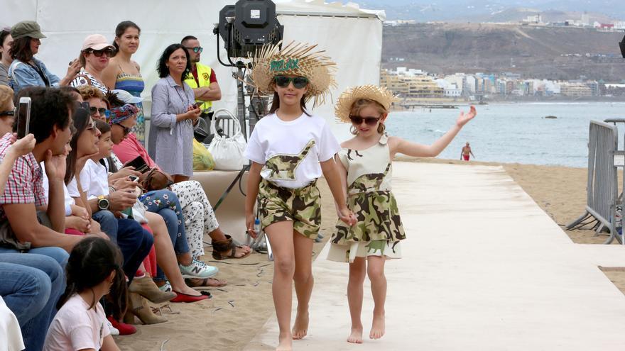 Summerland, desfile de moda infantil