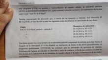 Dos productoras de cine amenazan por carta a usuarios de toda España con llevarlos a juicio por piratería si no pagan 400 euros