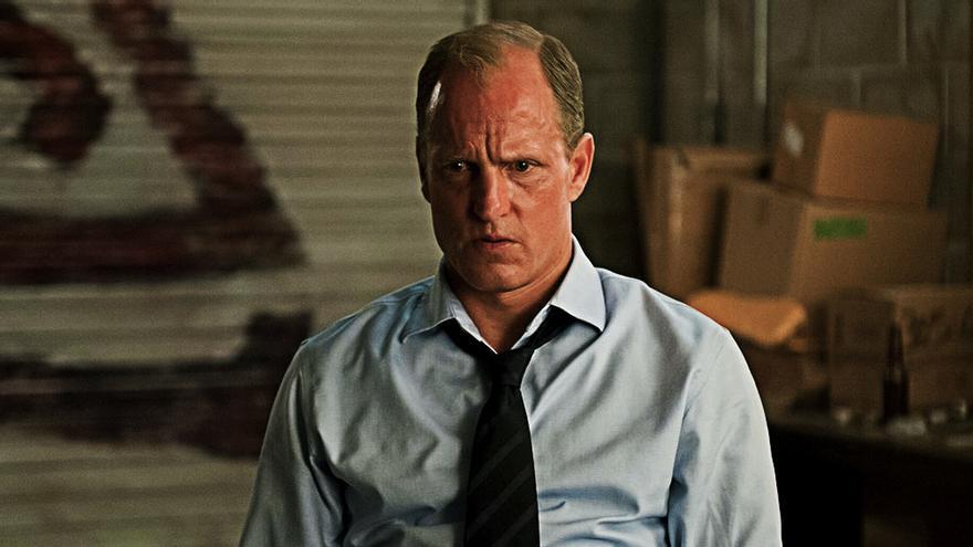 """Woody Harrelson en """"True Detective"""""""