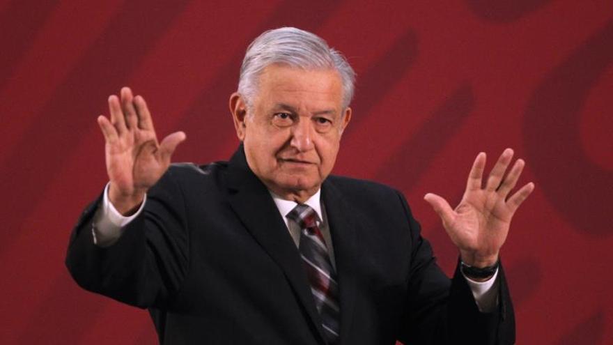 López Obrador desmiente que su esposa fuera artífice de carta a rey de España