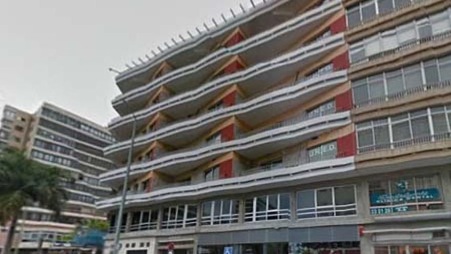 Sede de la UNED en Las Palmas de Gran Canaria.