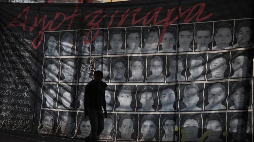 Un informe oficial revela irregularidades en la investigación del caso Ayotzinapa
