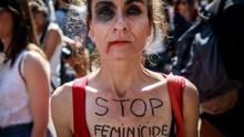 Protestas en Francia por una violencia machista cada vez más mortífera