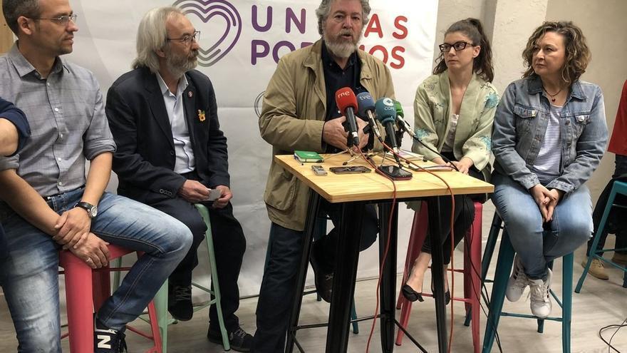 """López de Uralde dice tener la """"impresión"""" de que Pedro Sánchez """"juega con el escenario"""" de una repetición electoral"""