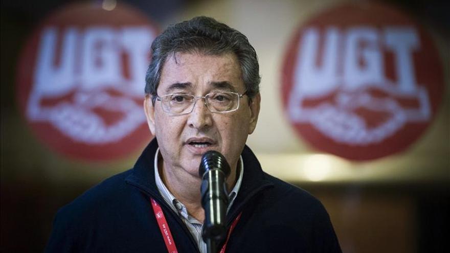 UGT atribuye la caída del IPC a la debilidad de la recuperación económica