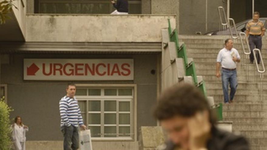 Urgencias del HUCA