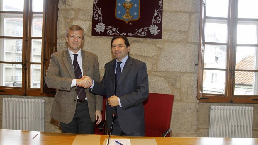 Alfonso Rueda y González Solla