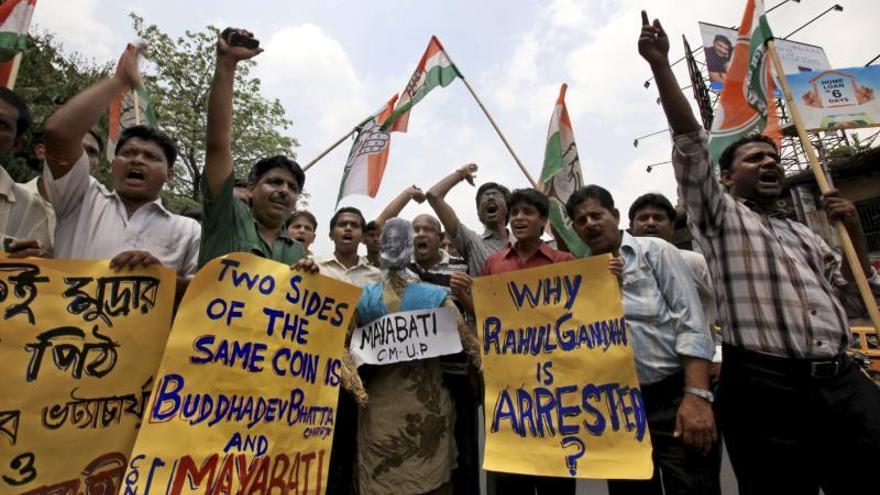 La dinastía Gandhi guarda sus cartas ante las elecciones de primavera en la India
