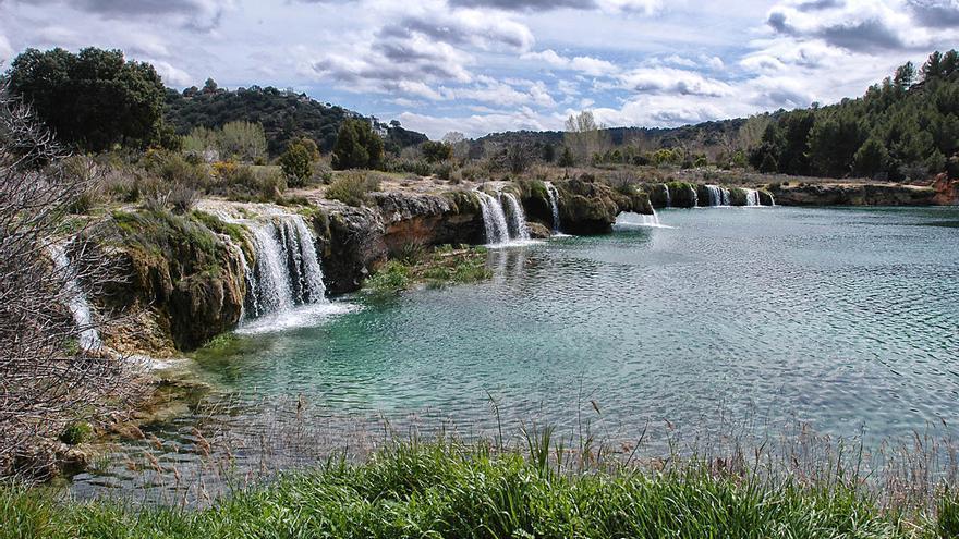 Lagunas de Ruidera. Foto: Luis Vizcaíno. La Mancha Press