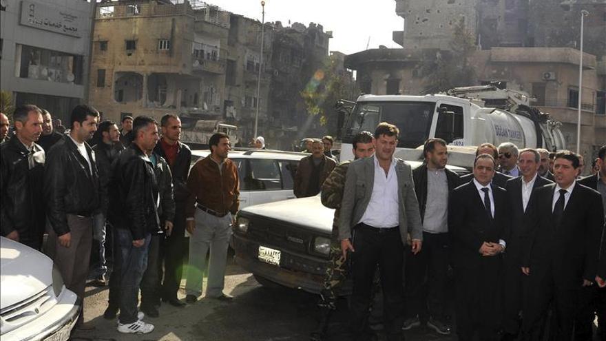 El Gobierno sirio pide a la oposición firmar un documento sobre terrorismo