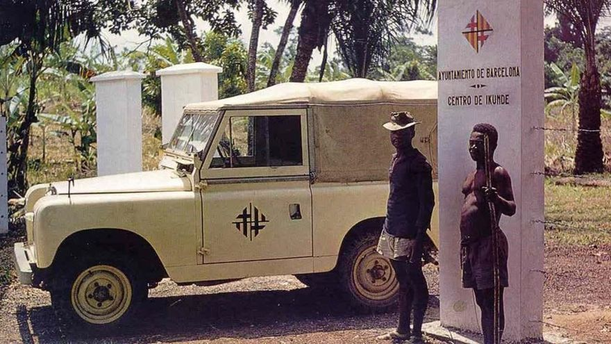 El Centro de Experimentación y Adaptación Animal Ikunde de la colonia franquista en Guinea Ecuatorial