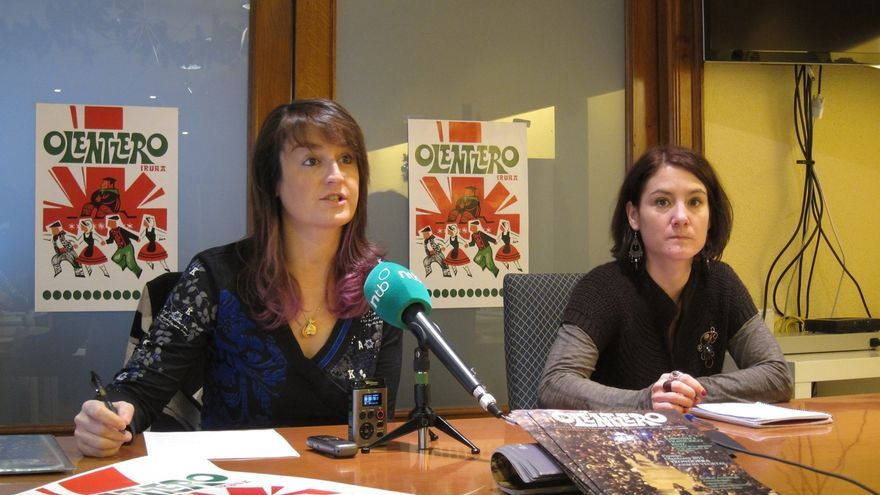 Unos 300 voluntarios y 200 animales acompañarán en Pamplona a Olentzero, que saludará al alcalde en el Ayuntamiento