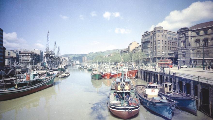 El Museo Marítimo acoge una exposición sobre el Plan Integral de Saneamiento del Bilbao Metropolitano