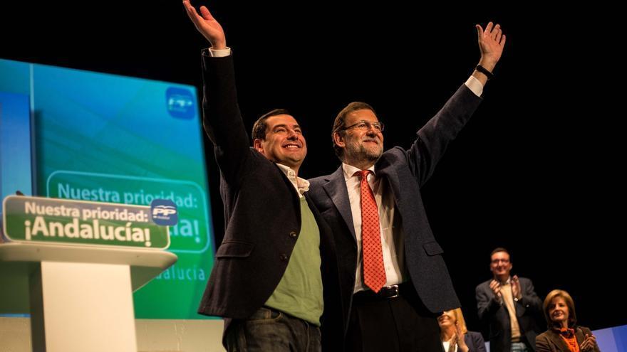 Rajoy participará el sábado en Córdoba en el acto de presentación de candidatos de PP-A a alcaldías de grandes ciudades