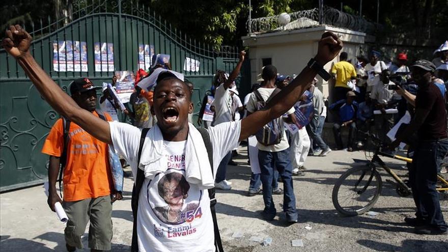 Tensa calma en Haití a la espera de los resultados electorales