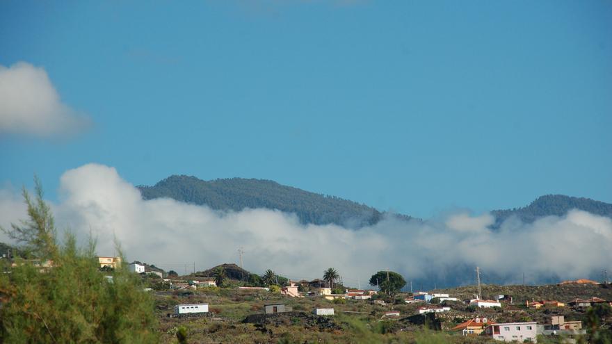 Temperaturas en ligero descenso este lunes en La Palma