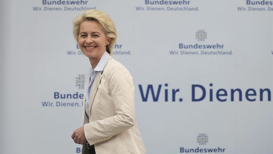 Alemania planea aumentar sus efectivos en las Fuerzas Armadas