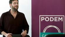 """La dirección de Podem Catalunya apoya un referéndum sin acuerdo como """"acto de movilización"""""""