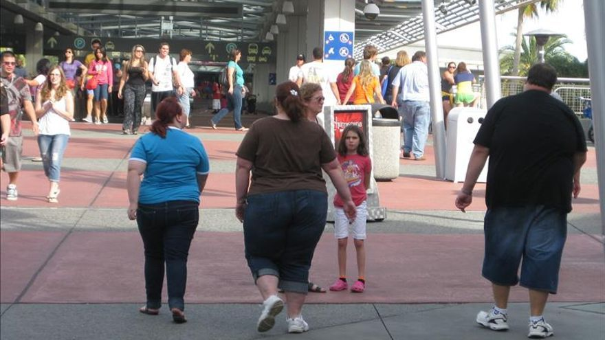 Nueve de los diez países con mayor tasa de obesidad están en el Pacífico