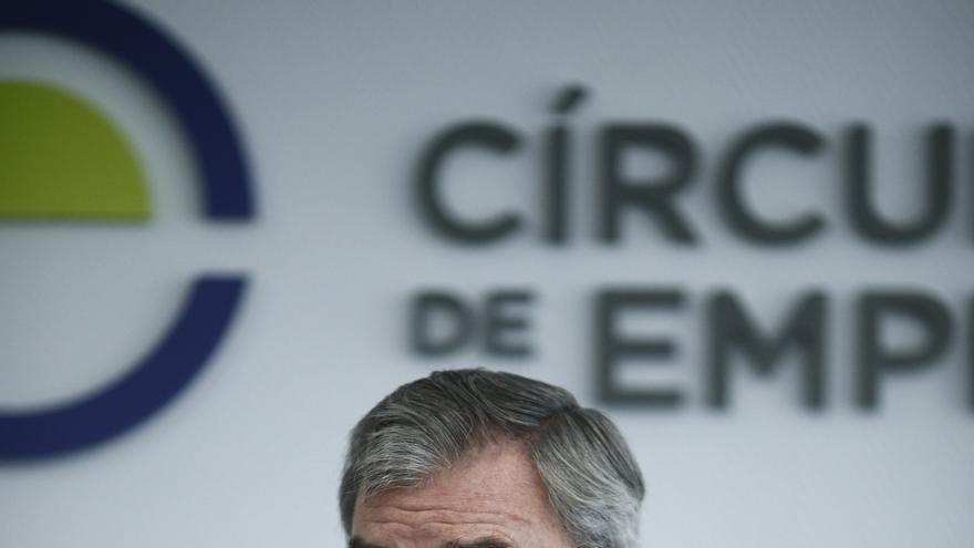 Presidente del Círculo de Empresarios espera que C's y PSOE permitan el Gobierno de Rajoy, pero sin gran coalición
