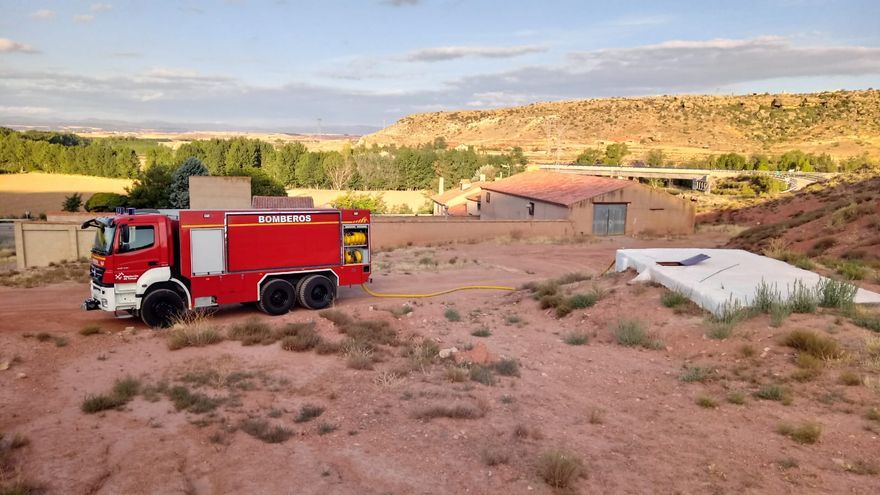 Desde 2009, la Diputación de Teruel ha suministrado casi 31 millones de litros de agua