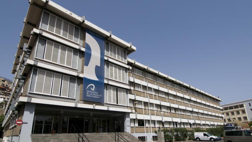 Campus del Obelisco de la Universidad de Las Palmas de Gran Canaria.