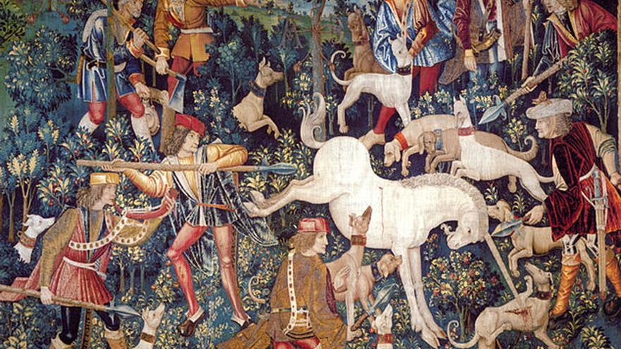 La caza del Unicornio (1495 - 1505)